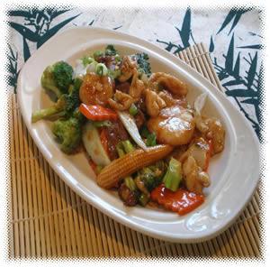Chicken Vegetable