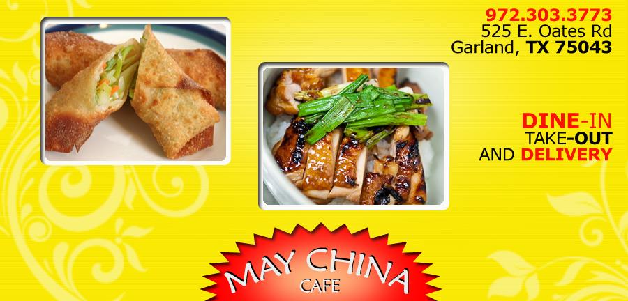 May China Cafe In Garland Tx