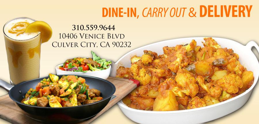 Indian Restaurant Venice Ca