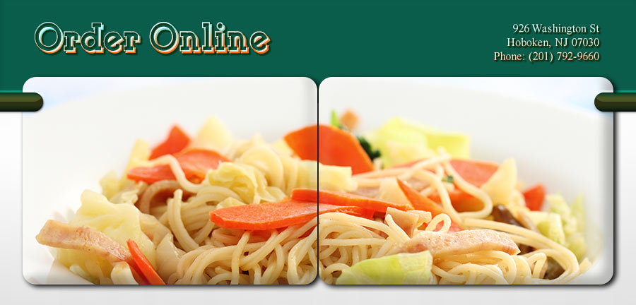 Asia sushi chinese order online hoboken nj 07030 for Asian cuisine hoboken nj