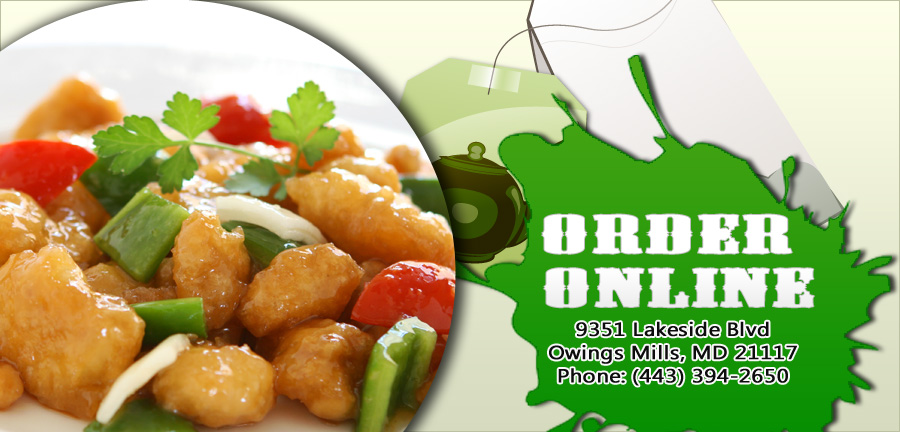 Asian Kitchen Owings Mills Menu