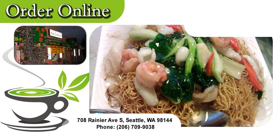 Tea Garden Order Online Seattle Wa 98144 Chinese