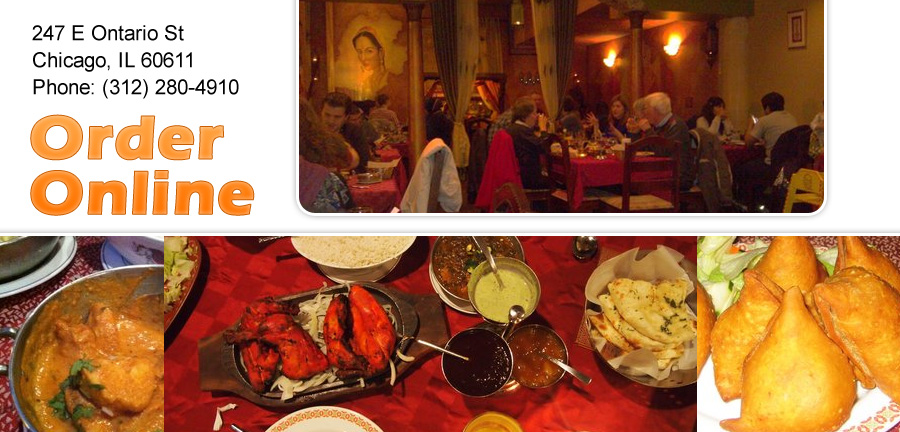 Indian Garden Restaurant Order Online Chicago Il 60611 Indian