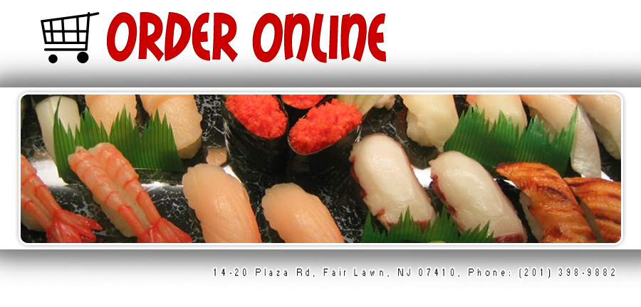 Mei Sushi Japanese Restaurant Fair Lawn
