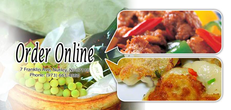 Chinese Restaurant Nutley Nj