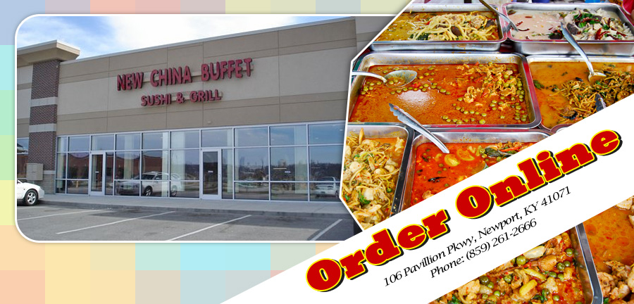 Image gallery new china buffet for Aoi japanese cuisine newport ky