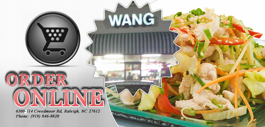 Wang 39 s kitchen order online raleigh nc 27612 chinese for Kitchen 919 knoxville tn menu