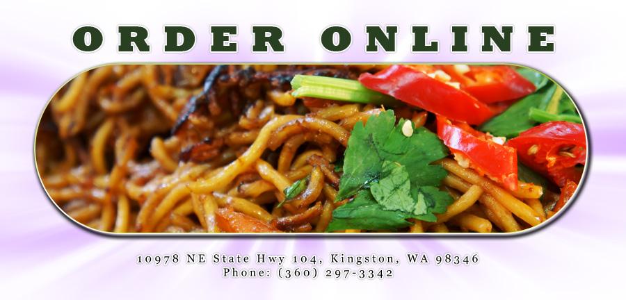 Chinese Food Kingston Wa