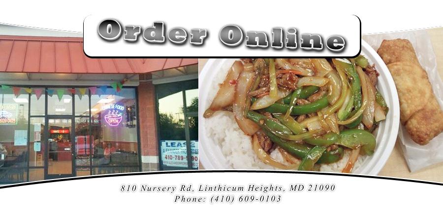Happy Garden Chinese Restaurant Order Online Linthicum