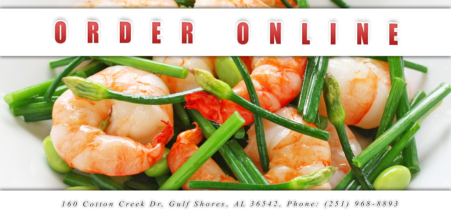 Aji sai asian cuisine order online gulf shores al for Aji sai asian cuisine