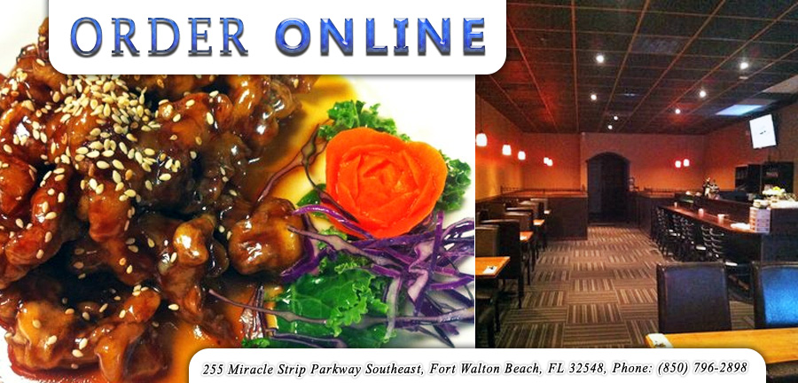 China Taste Fort Walton Beach Fl