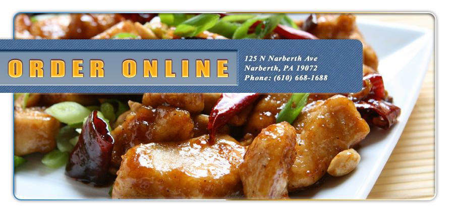 Chinese Restaurant Narberth