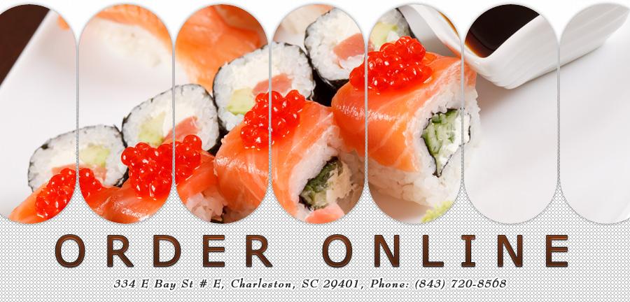 Charleston Sc Japanese Restaurant