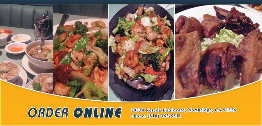 Chinese Restaurant Northridge