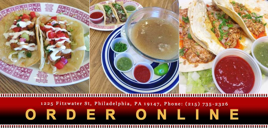 Quetzally Mexican Food Philadelphia Pa