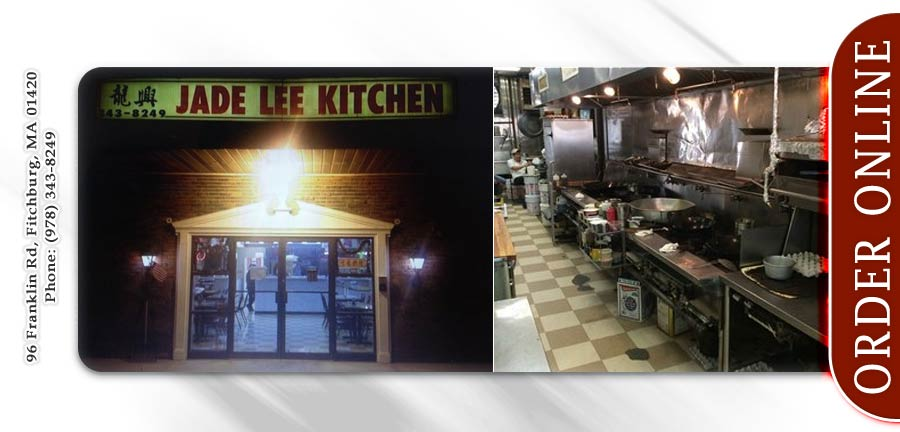 Jade Lee Kitchen Menu
