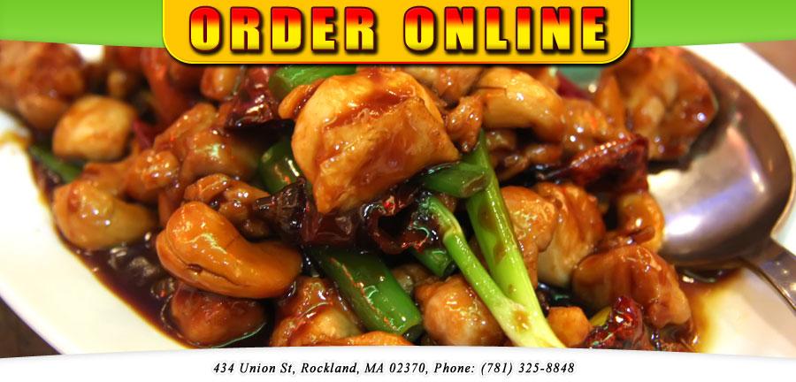 999 Asian Bistro menu - Rockland MA