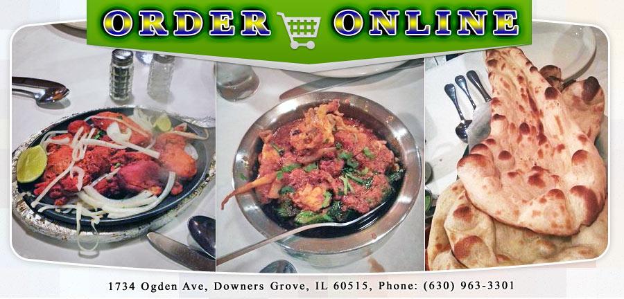 Food Street Downers Grove Menu
