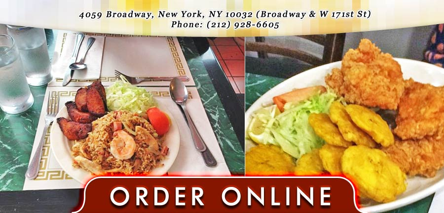 La Dinastia Restaurant Order Online New York Ny 10032