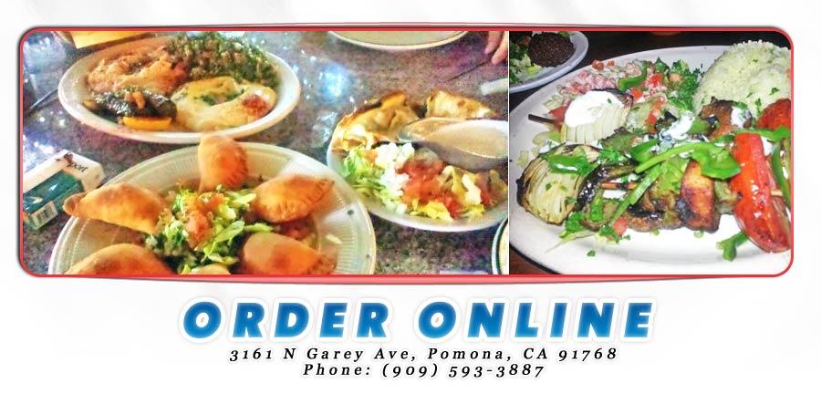 Aladdin Jr Restaurant Cafe Pomona Ca