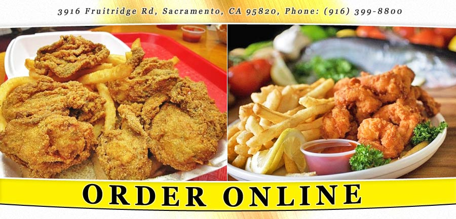 Jj 39 s fish chicken order online sacramento ca 95820 for Jj fish and chicken
