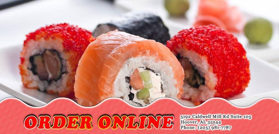 Osaka sushi bar japanese cuisine hoover al 35244 for Asian cuisine hoover al