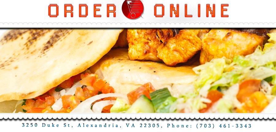 Sinbad restaurant order online alexandria va 22305 for Alexandria mediterranean cuisine menu