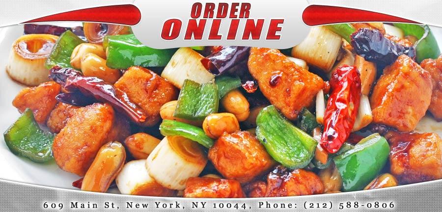 China  Kitchen New York Ny