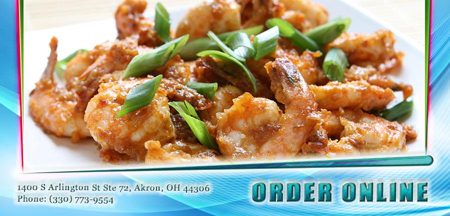 Ju Yuan Kitchen Menu Akron